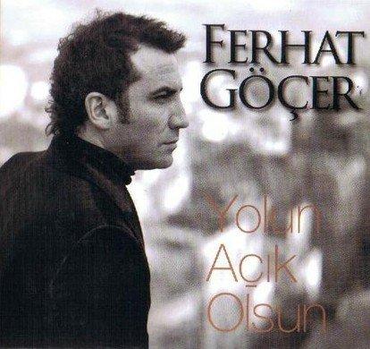 Ferhat Göçer - Yolun Açık Olsun-Turkse CD's