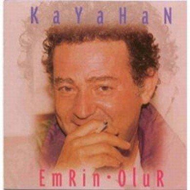Kayahan - Emrin Olur (1997) -Turkse CD's