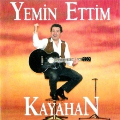 Kayahan - Yemin Ettim (1991)-Turkse CD's