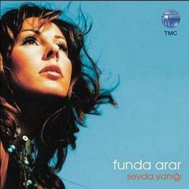 Funda Arar Sevda yaniğı-Turkse CD's