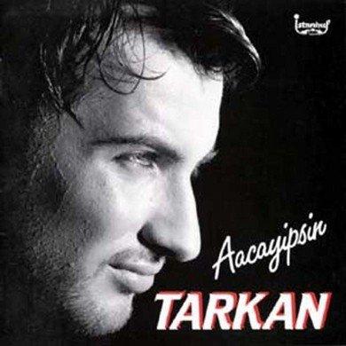 Tarkan - Aacayipsin-Turkse CD's