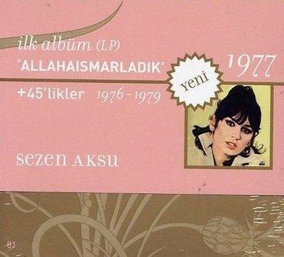 Sezen Aksu Allahaismarladik-Turkse CD's