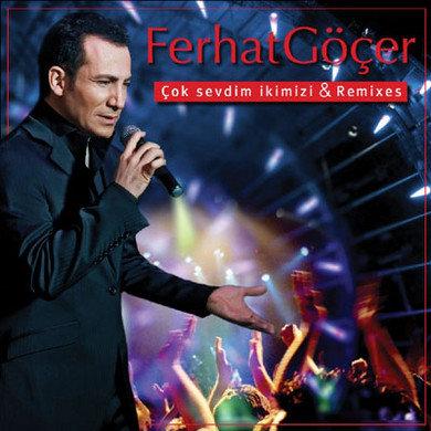 Ferhat Göçer Çok Sevdim Ikimizi / Remixes (2 CD)