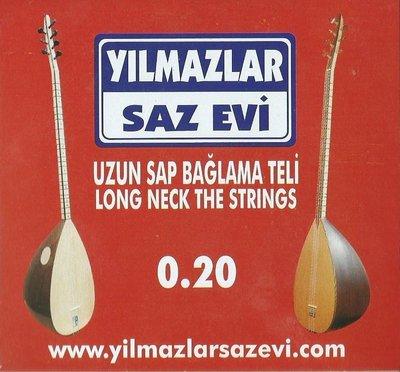 Saz Teli Yilmaz (Saz snaren) 0.20