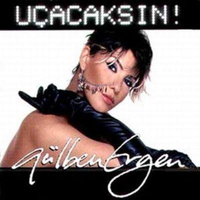 Gülben Ergen - Ucacaksın-Turkse CD's