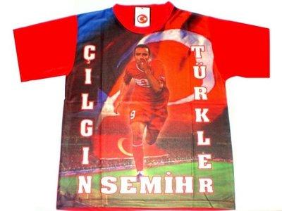 Çilgin Türkler Semih T-Shirt